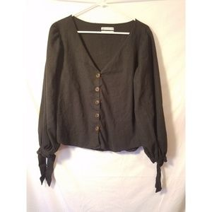 Urban Outfitters blouse size medium
